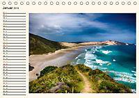 Neuseeland - atemberaubend schön (Tischkalender 2019 DIN A5 quer) - Produktdetailbild 1