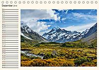 Neuseeland - atemberaubend schön (Tischkalender 2019 DIN A5 quer) - Produktdetailbild 12