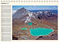 Neuseeland - atemberaubend schön (Tischkalender 2019 DIN A5 quer) - Produktdetailbild 10