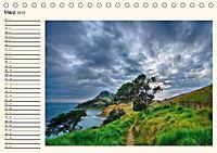 Neuseeland - atemberaubend schön (Tischkalender 2019 DIN A5 quer) - Produktdetailbild 3