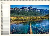 Neuseeland - atemberaubend schön (Wandkalender 2019 DIN A2 quer) - Produktdetailbild 7