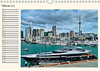 Neuseeland - atemberaubend schön (Wandkalender 2019 DIN A4 quer) - Produktdetailbild 2