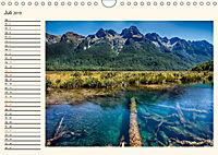 Neuseeland - atemberaubend schön (Wandkalender 2019 DIN A4 quer) - Produktdetailbild 7