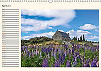 Neuseeland - atemberaubend schön (Wandkalender 2019 DIN A3 quer) - Produktdetailbild 4