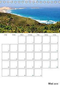 Neuseeland - Regionen der Nordinsel (Tischkalender 2019 DIN A5 hoch) - Produktdetailbild 5