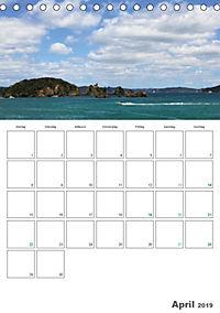 Neuseeland - Regionen der Nordinsel (Tischkalender 2019 DIN A5 hoch) - Produktdetailbild 4