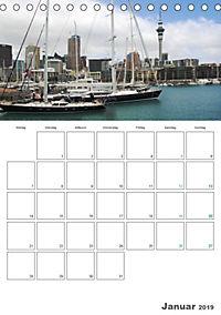 Neuseeland - Regionen der Nordinsel (Tischkalender 2019 DIN A5 hoch) - Produktdetailbild 1