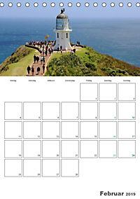 Neuseeland - Regionen der Nordinsel (Tischkalender 2019 DIN A5 hoch) - Produktdetailbild 2