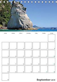 Neuseeland - Regionen der Nordinsel (Tischkalender 2019 DIN A5 hoch) - Produktdetailbild 9