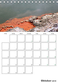 Neuseeland - Regionen der Nordinsel (Tischkalender 2019 DIN A5 hoch) - Produktdetailbild 10