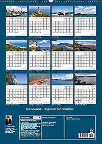 Neuseeland - Regionen der Nordinsel (Wandkalender 2019 DIN A2 hoch) - Produktdetailbild 3