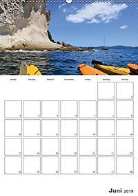 Neuseeland - Regionen der Nordinsel (Wandkalender 2019 DIN A2 hoch) - Produktdetailbild 6