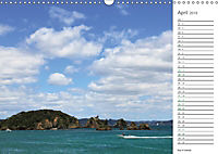 Neuseeland - Regionen der Nordinsel (Wandkalender 2019 DIN A3 quer) - Produktdetailbild 4