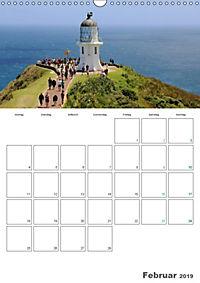 Neuseeland - Regionen der Nordinsel (Wandkalender 2019 DIN A3 hoch) - Produktdetailbild 2