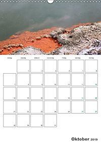 Neuseeland - Regionen der Nordinsel (Wandkalender 2019 DIN A3 hoch) - Produktdetailbild 10