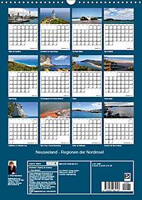 Neuseeland - Regionen der Nordinsel (Wandkalender 2019 DIN A3 hoch) - Produktdetailbild 13