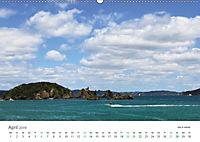 Neuseeland - Regionen der Nordinsel (Wandkalender 2019 DIN A2 quer) - Produktdetailbild 4
