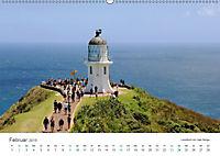 Neuseeland - Regionen der Nordinsel (Wandkalender 2019 DIN A2 quer) - Produktdetailbild 2