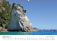 Neuseeland - Regionen der Nordinsel (Wandkalender 2019 DIN A2 quer) - Produktdetailbild 9