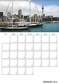 Neuseeland - Regionen der Nordinsel (Wandkalender 2019 DIN A2 hoch) - Produktdetailbild 1