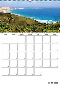 Neuseeland - Regionen der Nordinsel (Wandkalender 2019 DIN A2 hoch) - Produktdetailbild 5