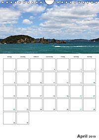 Neuseeland - Regionen der Nordinsel (Wandkalender 2019 DIN A4 hoch) - Produktdetailbild 4