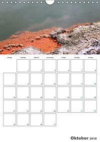 Neuseeland - Regionen der Nordinsel (Wandkalender 2019 DIN A4 hoch) - Produktdetailbild 10