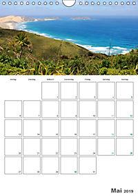 Neuseeland - Regionen der Nordinsel (Wandkalender 2019 DIN A4 hoch) - Produktdetailbild 5
