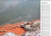 Neuseeland - Regionen der Nordinsel (Wandkalender 2019 DIN A2 quer) - Produktdetailbild 10