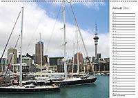 Neuseeland - Regionen der Nordinsel (Wandkalender 2019 DIN A2 quer) - Produktdetailbild 1