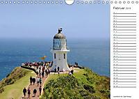 Neuseeland - Regionen der Nordinsel (Wandkalender 2019 DIN A4 quer) - Produktdetailbild 2
