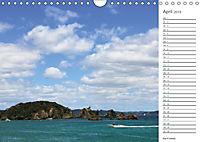 Neuseeland - Regionen der Nordinsel (Wandkalender 2019 DIN A4 quer) - Produktdetailbild 4