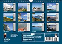 Neuseeland - Regionen der Nordinsel (Wandkalender 2019 DIN A4 quer) - Produktdetailbild 13
