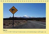 Neuseeland - Tongariro Nationalpark (Tischkalender 2019 DIN A5 quer) - Produktdetailbild 5