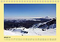 Neuseeland - Tongariro Nationalpark (Tischkalender 2019 DIN A5 quer) - Produktdetailbild 1