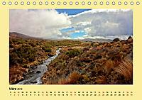 Neuseeland - Tongariro Nationalpark (Tischkalender 2019 DIN A5 quer) - Produktdetailbild 3