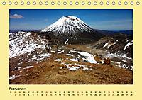Neuseeland - Tongariro Nationalpark (Tischkalender 2019 DIN A5 quer) - Produktdetailbild 2