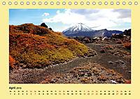Neuseeland - Tongariro Nationalpark (Tischkalender 2019 DIN A5 quer) - Produktdetailbild 4