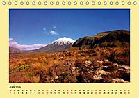Neuseeland - Tongariro Nationalpark (Tischkalender 2019 DIN A5 quer) - Produktdetailbild 6