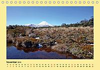 Neuseeland - Tongariro Nationalpark (Tischkalender 2019 DIN A5 quer) - Produktdetailbild 11