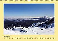 Neuseeland - Tongariro Nationalpark (Wandkalender 2019 DIN A3 quer) - Produktdetailbild 1