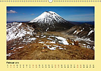 Neuseeland - Tongariro Nationalpark (Wandkalender 2019 DIN A3 quer) - Produktdetailbild 2