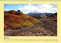 Neuseeland - Tongariro Nationalpark (Wandkalender 2019 DIN A3 quer) - Produktdetailbild 4