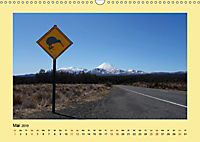 Neuseeland - Tongariro Nationalpark (Wandkalender 2019 DIN A3 quer) - Produktdetailbild 5