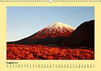Neuseeland - Tongariro Nationalpark (Wandkalender 2019 DIN A3 quer) - Produktdetailbild 8