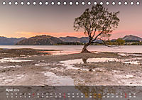 Neuseeland - Traumhafte Landschaften am anderen Ende der Welt (Tischkalender 2019 DIN A5 quer) - Produktdetailbild 4