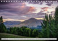 Neuseeland. Traumhafte Naturlandschaften (Tischkalender 2019 DIN A5 quer) - Produktdetailbild 11