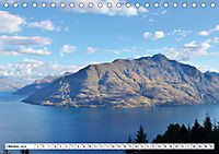 Neuseeland. Traumhafte Naturlandschaften (Tischkalender 2019 DIN A5 quer) - Produktdetailbild 10