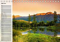 Neuseeland. Traumhafte Naturlandschaften (Tischkalender 2019 DIN A5 quer) - Produktdetailbild 7