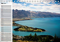 Neuseeland. Traumhafte Naturlandschaften (Tischkalender 2019 DIN A5 quer) - Produktdetailbild 5